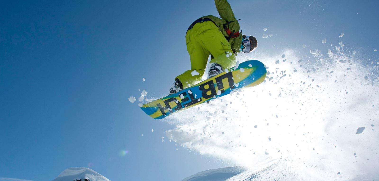 KayakVeSnowboardArasındakiFarklarNelerdir